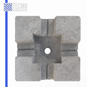 Base De Cemento / Hormigón Para Deck - Deck Block