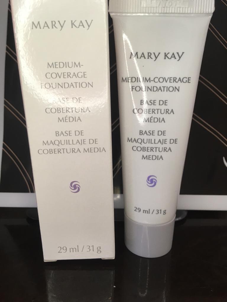 795f26415 Base De Cobertura Media Mary Kay - R$ 53,00 em Mercado Livre
