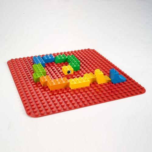 base de construcción grandes lego duplo lego education