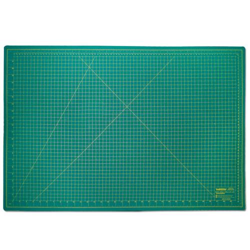 base de corte a1 60x90cm p/ patchwork, scrapbook, artesanato