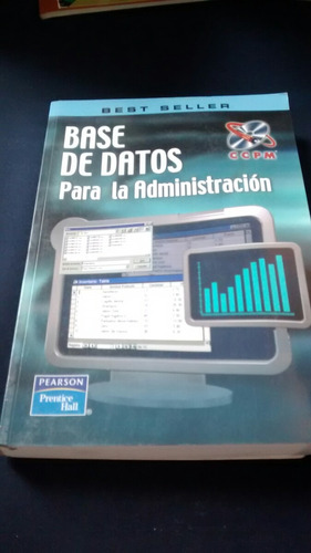 base de datos para la administración ccpm
