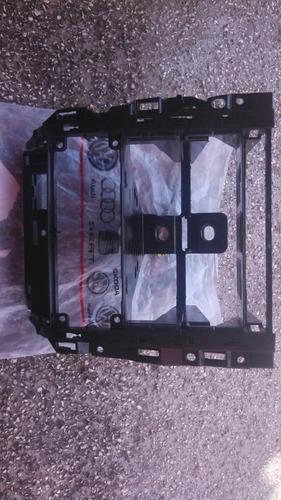 base de estéreo jetta gli para insertos de aluminio