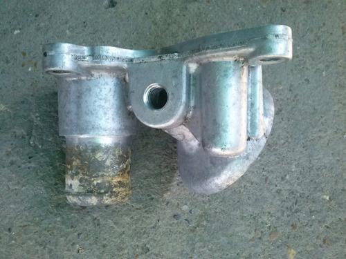 base de filtro de aceite ford 4.6