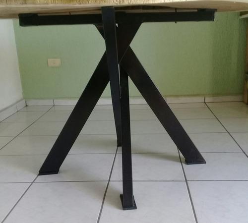base de herreria para mesa de comedor