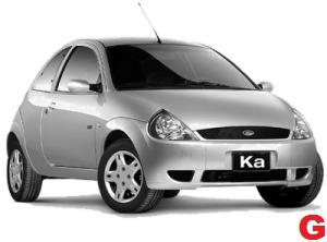 base de horquilla delantera izquierda ford ka mod: 01-08