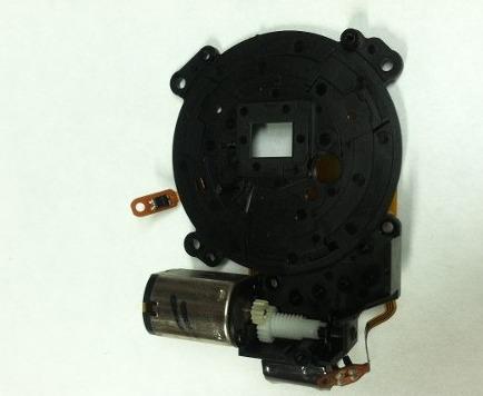 base de lente con motor de zoom nikon l3