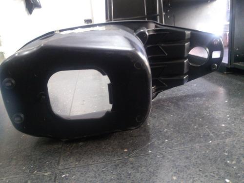 base de maleta de new porsche o cajón porta casco