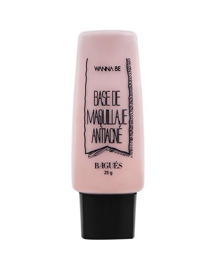 04825d86c486 Base De Maquillaje Antiacné Bagués Wanna Be -   179,00 en Mercado Libre