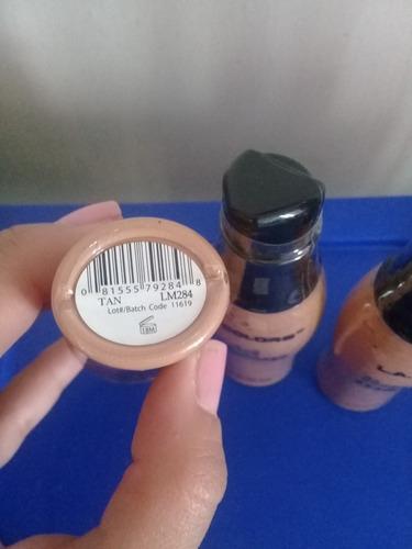 base de maquillaje l.a color