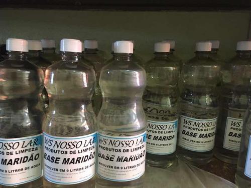 base de maridão faz 10 litros base desinfetante faz 20 litro