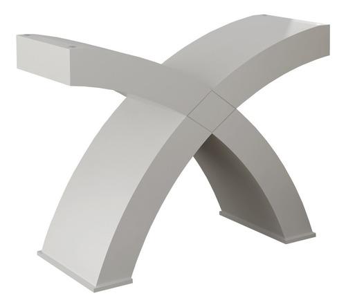 base de mesa de madeira class x