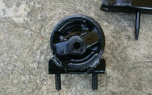 base de motor delantera trasera y caja de