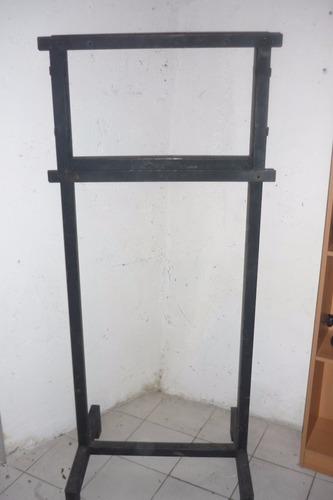 base de piso para pantalla de 42 pulgadas 1,60mts altura