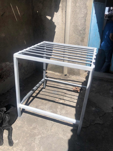 base de tinaco de 1 metro cuadrado
