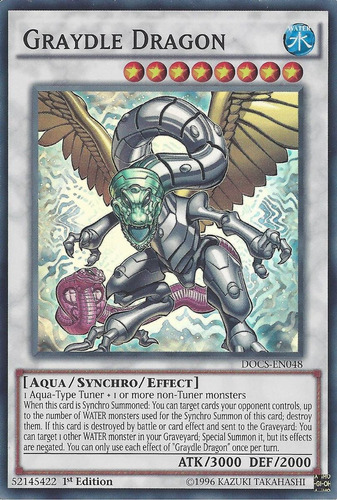 base deck graydle insector yugioh