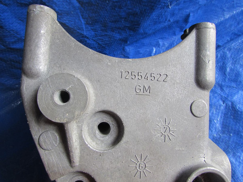 base del compresor  motor 262 blazer vortec v6