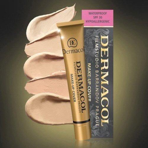 base dermacol makeup 30gr original-envió gratis!