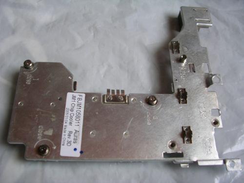 base discipador original chip de video dell latitude d600