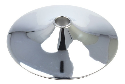 base disco cromada 38cm para banquetas, cadeiras, poltronas