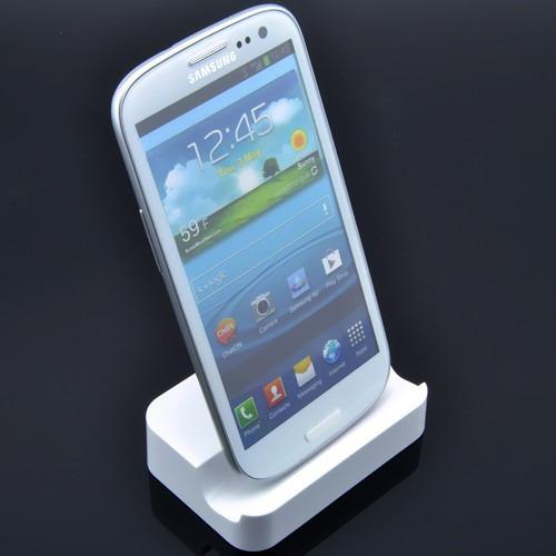 base dock samsung galaxy s4 cargador de escritorio