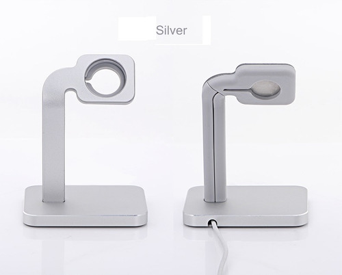 base dock stand para apple watch aluminio original coteetci®