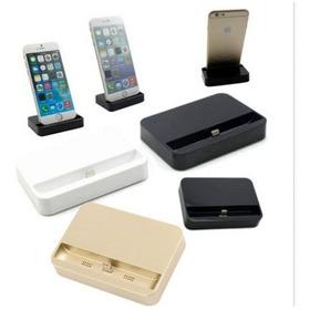 Base Dock Station Cargador Lightning iPhone  6 7 Y Plus