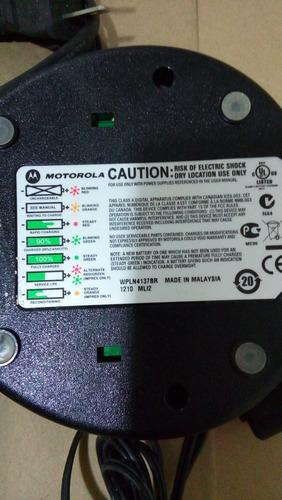 base e fonte para radio motorola oem wpln4137br single unit