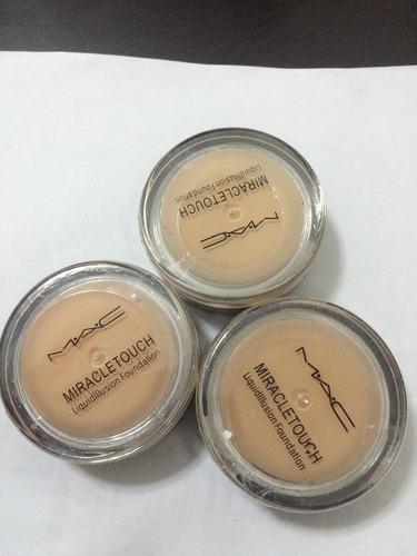 base en crema mac panke 3 tonos disponibles