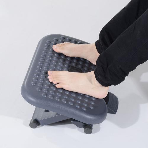 base ergonomica descansa pies para oficinas f6031-footrest