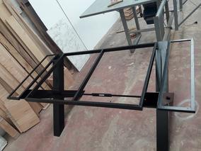 Base Estructura Para Mesas De Comedor Quincho Galeria