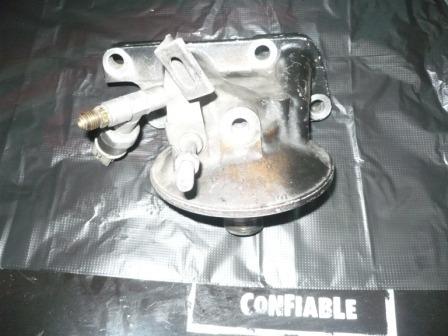 base filtro aceite motor isuzu 4he1t