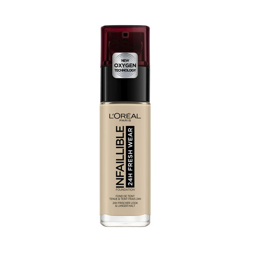 base fluida infallible loreal paris