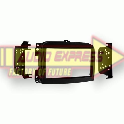 base frente adaptador estereo fiat 500l 14-up 956521b