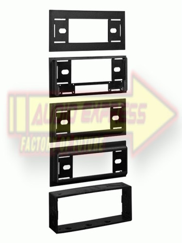 base frente adaptador estereo gm multi kit 1982-up 994545