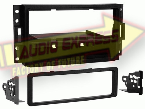 base frente adaptador estereo hummer h3 2006-2009  993304