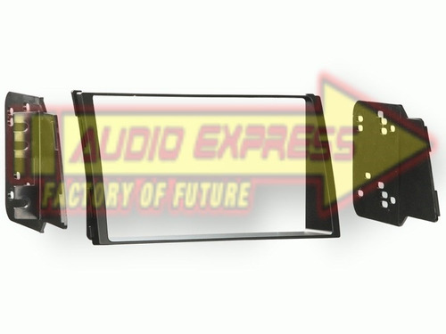 base frente adaptador estereo kia soul 10-11 957337b