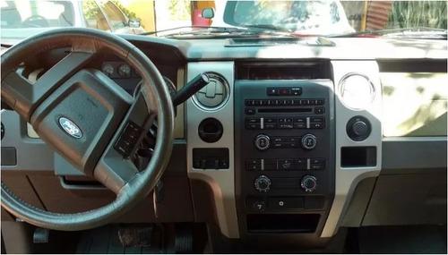 base frente estéreo kit completo 1 y 2 din ford lobo 2009-13