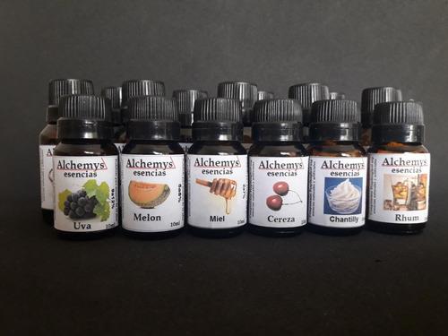 base glicerina vegetal propilenglicol 1/2kg+ 5aromas premium