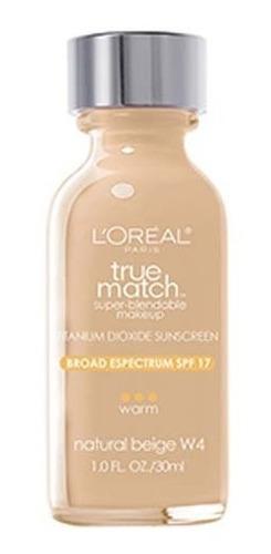 base hidratante true match tono natural beige loréal paris