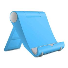 Base Holder Universal Para Celular Tablet Portatil Plegable