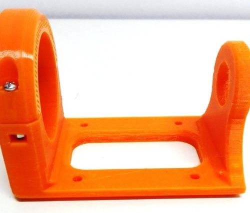 base horizontal  3d.obis para dremel y otras marcas