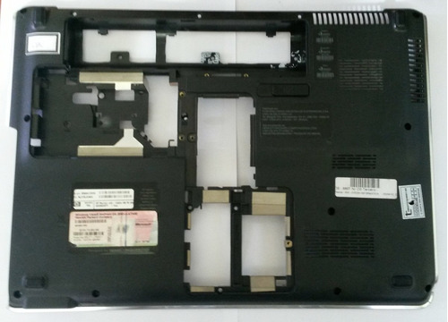 base inferior notebook hp pavilion dv5 1000 series