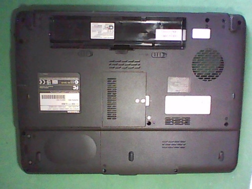 base inferior notebook toshiba l305 (bin -102)