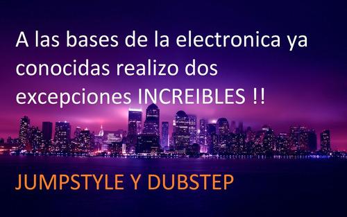 base instrumental de música electrónica