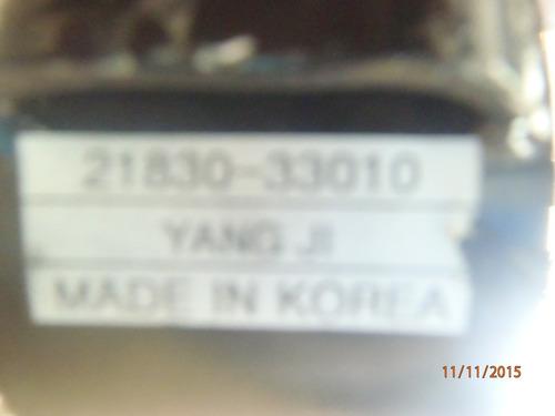 base izquierda caja sonata motor 2.4
