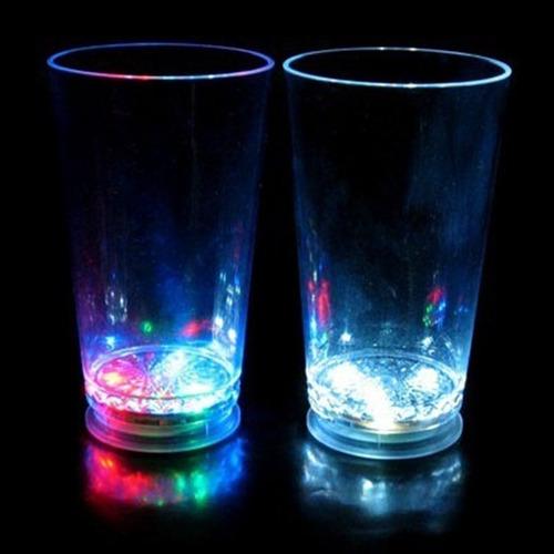 base led luminosa adhesiva - vasos botellas centros de mesa