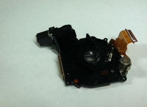 base lentes comple samsung nv24hd