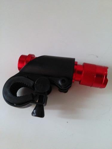 base linterna para bicicleta montar linterna de mano cree
