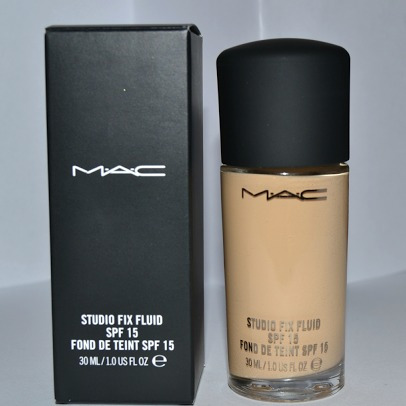 base liquida mac studio fix fluid + labial candy yum+ envío
