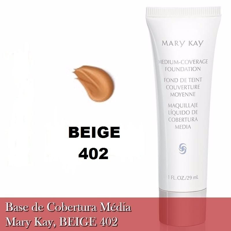 3bf340a1b Características. Marca Mary Kay; Modelo Cobertura Media; Consistência  Líquido ...